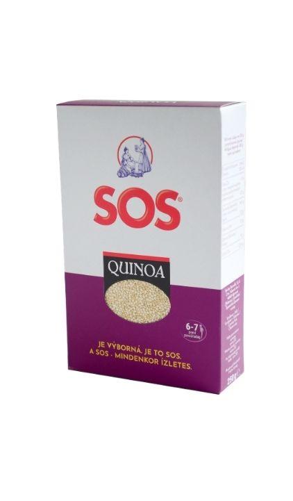 SOS Quinoa - Quinoa recepty