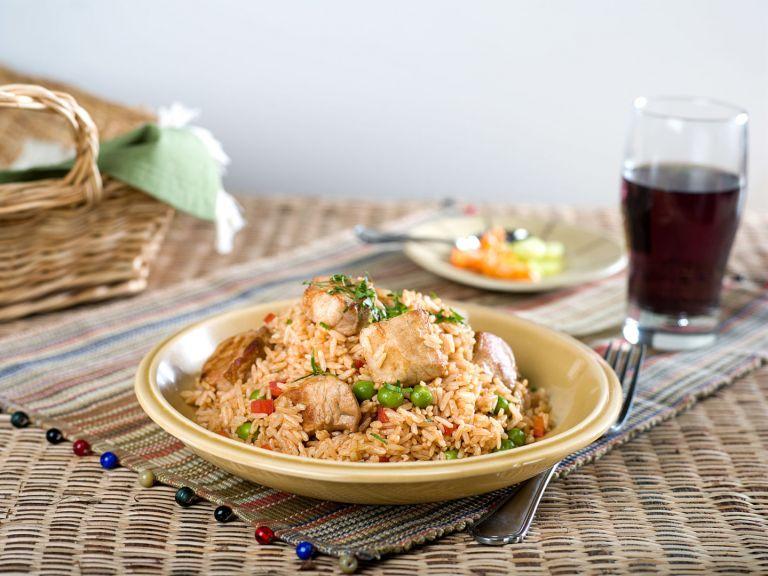 Chaufa rizs