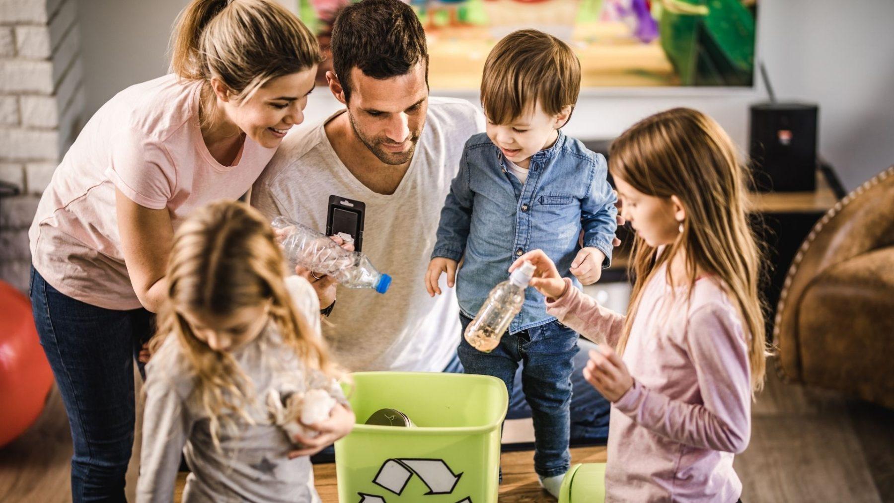 Ako zníižiť odpad v dome